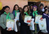 В городе Астрахань прошла Международная акция «Астраханские Эколята приглашают друзей!»